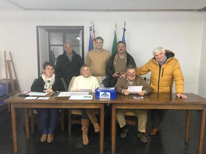 NP FORO Colunga: Reunión con la AA. VV. de Lastres