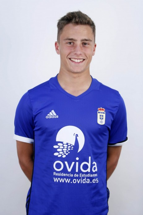 El colungués Fran Álvarez, convocado con la Selección Española Sub-17