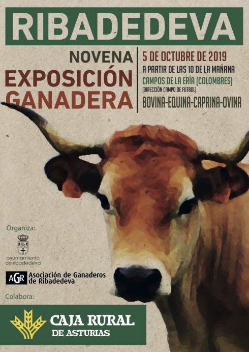 IX Exposición de Ganado de Ribadedeva.