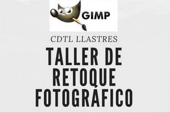 Taller de retoque fotográfico en el CDTL de Lastres