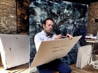 Guillermo Simón expone en Valladolid