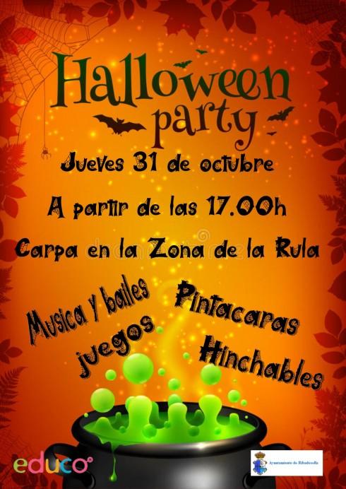 Fiesta de Halloween en Ribadesella