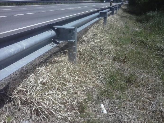 Contaminan con herbicidas el oriente asturiano en mas de 40 km