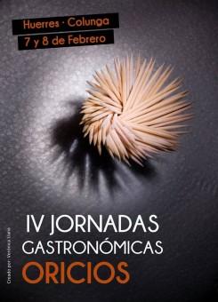 IV Jornadas Gastronómicas del Oricio de Huerres