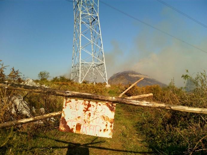 La Coordinadora Ecoloxista d'Asturies solicita a Europa que compruebe si se está subvencionando en Asturias las zonas quemadas