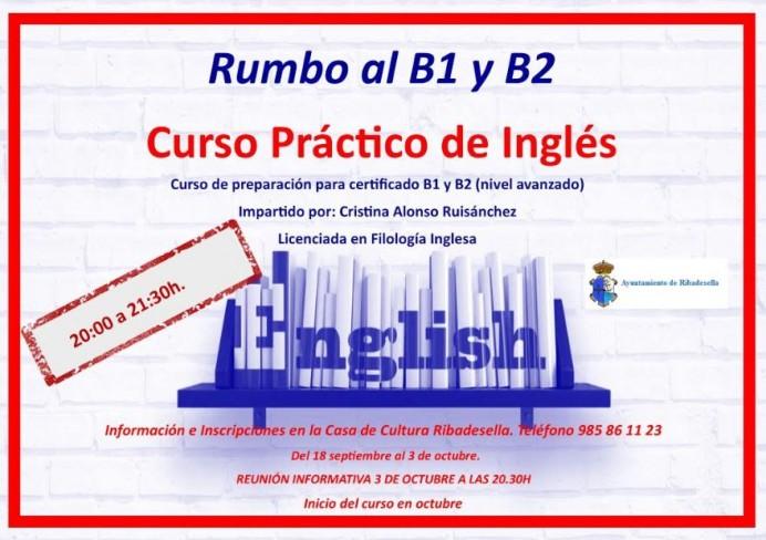 Cursos de inglés en Ribadesella