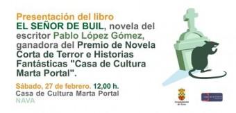 Premio de Novela Corta de Terror e Historias Fantásticas