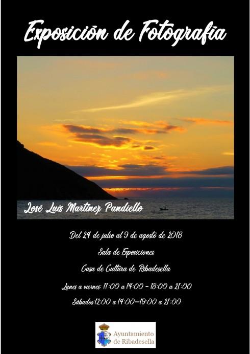 Exposición Fotografica. Jose Luis Matinez Pandiello.