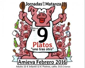 XIX Jornadas de la Matanza de Amieva durante todo el mes de Febrero