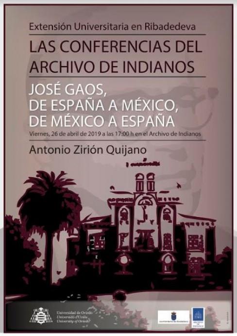 Vuelven Las Conferencias del Archivo de Indianos