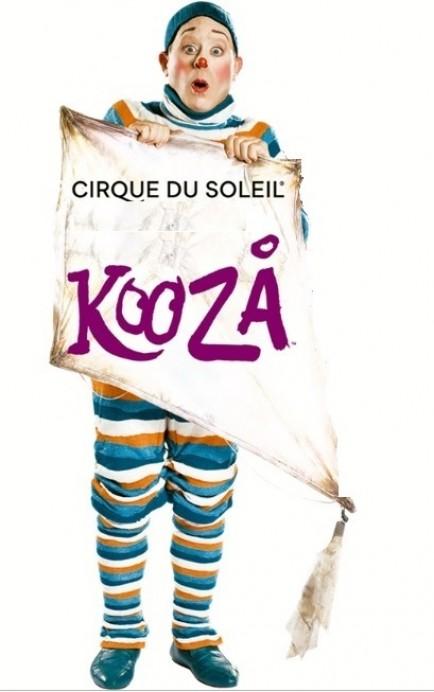 Cirque du Soleil, tras una gran gira internacional, llega a Gijón con un nuevo espectáculo KOOZA.