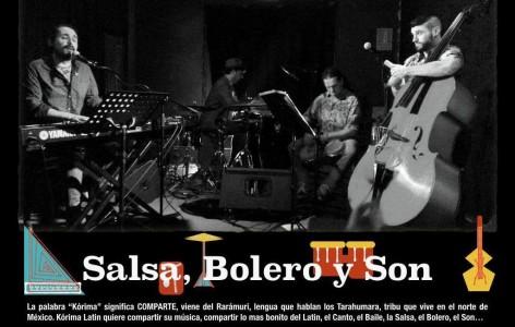 Cultura Llanes: concierto de Kórima Latin en el Casino