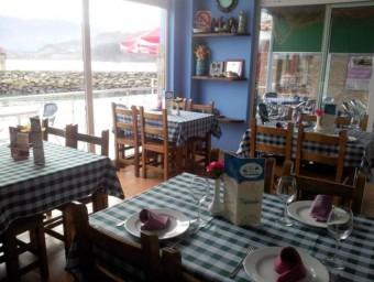 Jornadas de la mar y el calamar en Restaurante la Rula ( Puerto de Lastres )