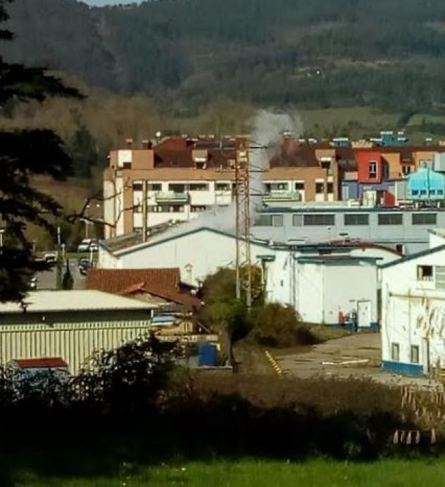 Ecologistas de Asturias: El coladero del Ayuntamiento de Villaviciosa con las irregularidades ambientales de la planta lactea