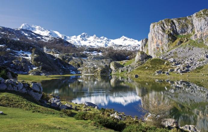 Nos vamos de ruta por los alrededores del Lago Ercina. ¿Te apuntas?