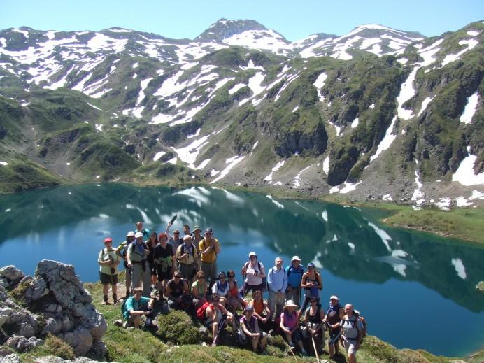 Ruta del Pico La Senda (sábado 1/06/2019)