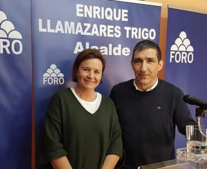 Enrique Llamazares es el candidato por FORO a la alcaldía de Ponga