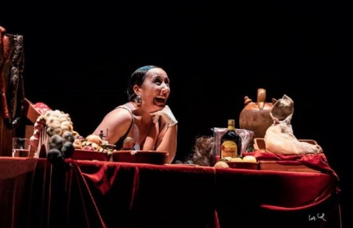 Borja Roces y Ana Morán presentan Matanza en el Teatro Riera