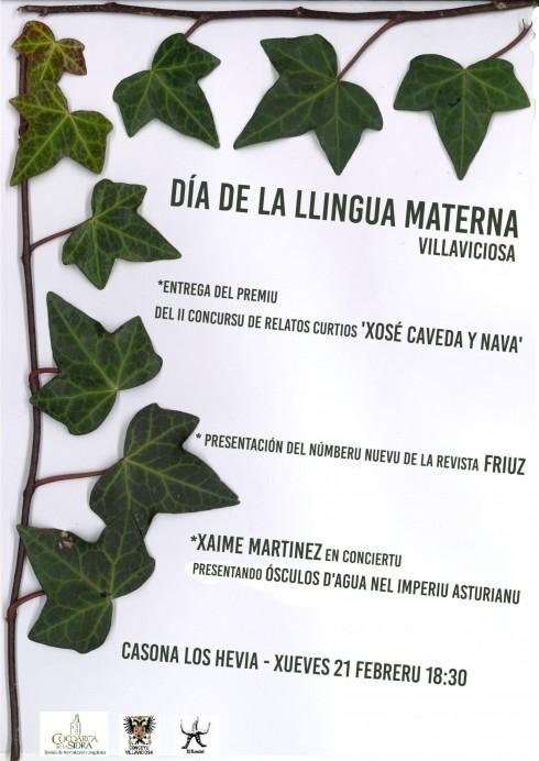 Villaviciosa celebra la llingua materna
