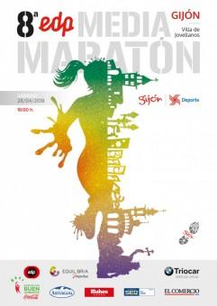 8ª EDP Media Maratón Gijón
