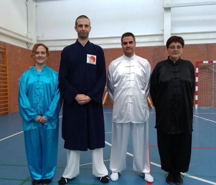 Curso Taiji Quan y Examen Cinturón Negro Taiji Quan