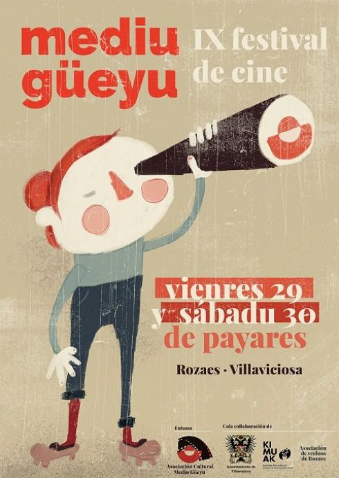 IX Festival de Cine Mediu Güeyu – Villaviciosa, 29 y 30 de Noviembre