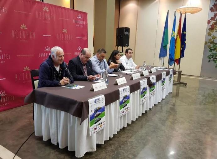 La escudería La Felguera Motor Club organizará el 4º Rally de La Felguera