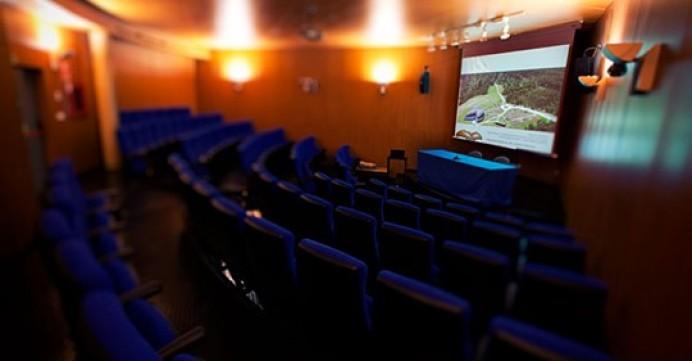 Emisión de audiovisuales en el MUJA durante los fines de semana de junio