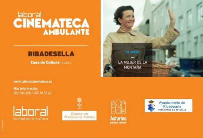 La mujer de la montaña - cinemateca ambulante de la Laboral en Ribadesella