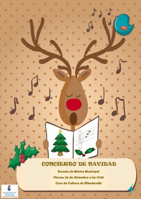 Concierto de Navidad en Ribadesella