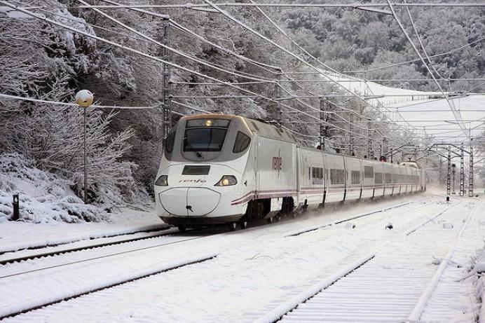 [Equo Asturias] Comunicado sobre la suspensión del tráfico ferroviario