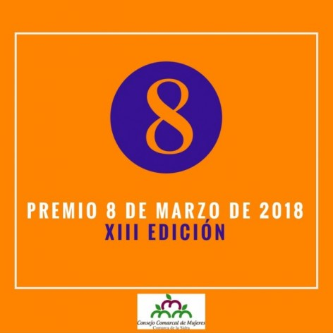 Premio '8 DE MARZO'