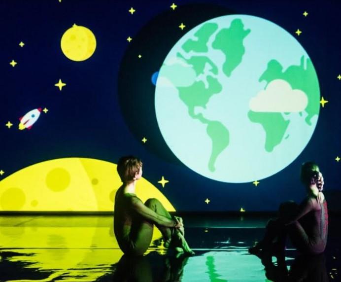 Vamos a la danza con Gaia este domingo en el Teatro de la Laboral