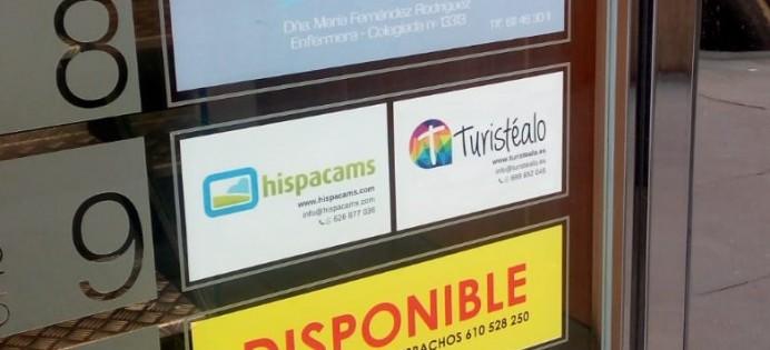 Hispacams - Webcams de Asturias inaugura sus nuevas instalaciones en Gijón