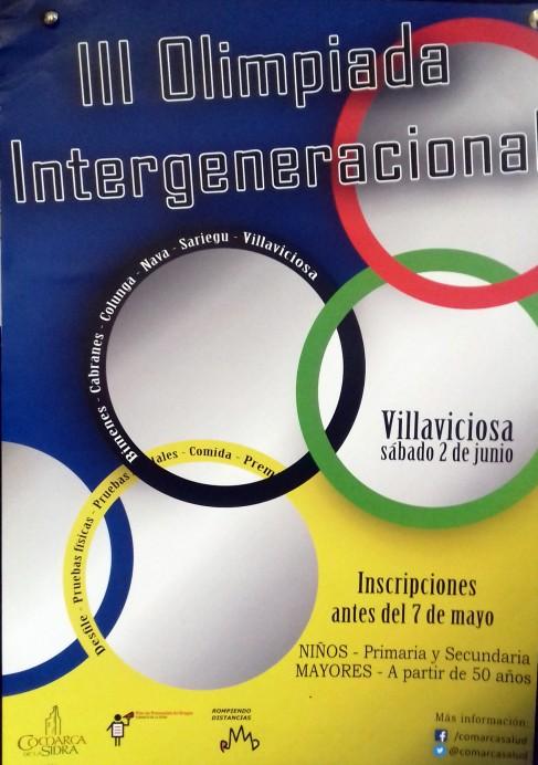 III Olimpiada Intergeneracional