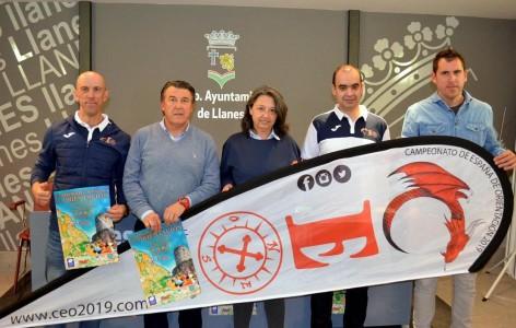 Campeonato España Orientación en Llanes 19, 20 y 21 abril