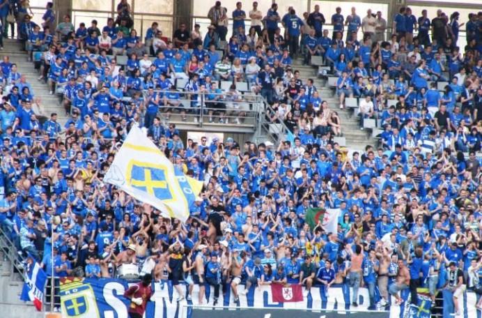 El Oviedo pisa fuerte en la segunda vuelta de la liga