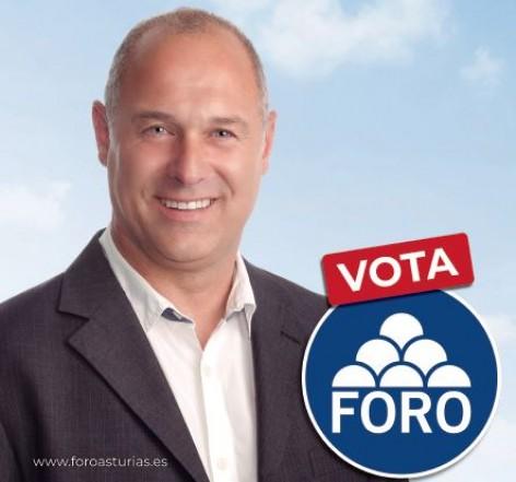 Entrevista a Pelayo Martínez Díaz, candidato de FORO por el Oriente de Asturias
