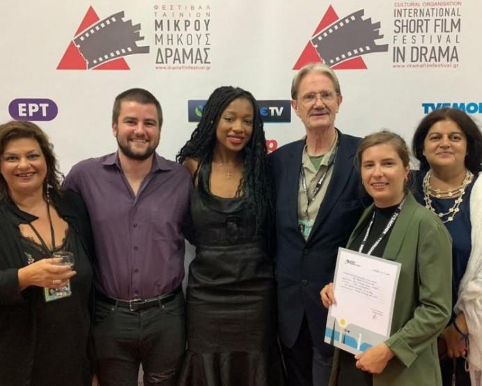 El cortometraje asturiano Los Señores Valdomero premiado en el 42º International Short Film Festival in Drama
