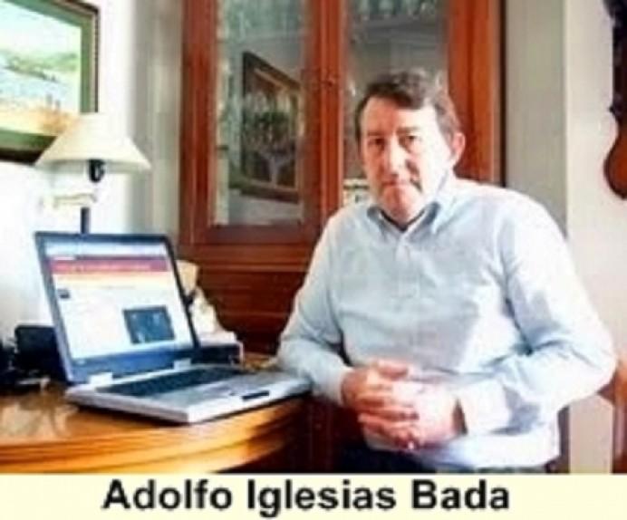 Felicitación de Adolfo Iglesias Bada