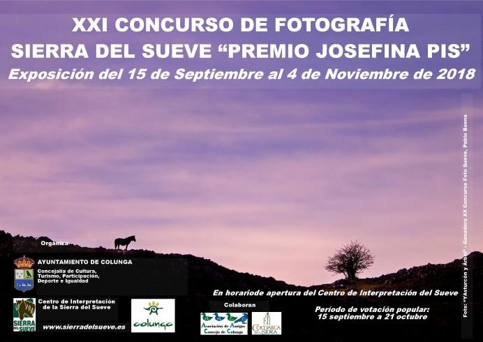 """Exposición Fotográfica """"20 Años del Concurso Fotográfico de la Sierra del Sueve, Premio Josefina Pis"""""""