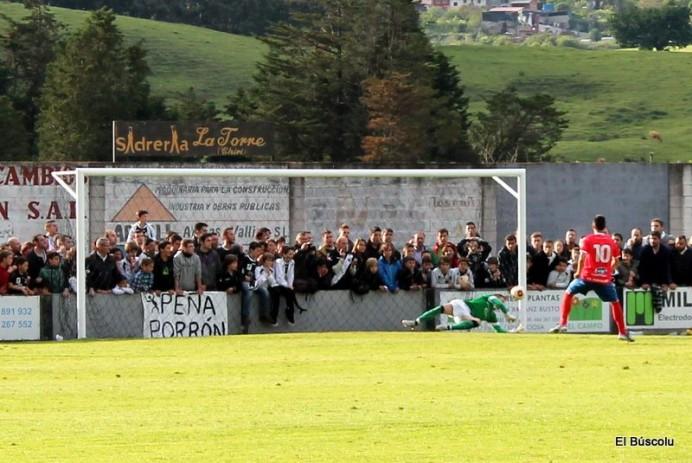 CD Lealtad - Getafe B (ida de los playoff de ascenso a Segunda B)