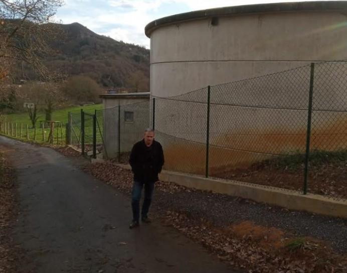 Mejoras en el suministro de agua a La Vega de los Caseros y el polígono de Prestín