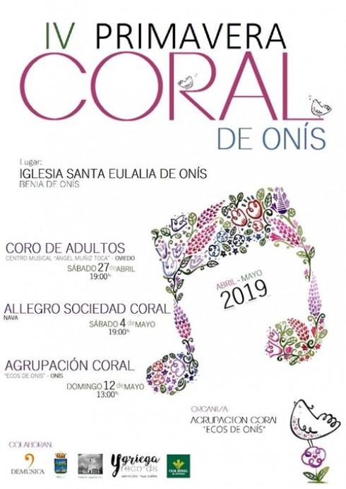 Primavera coral en Onís
