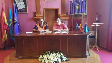 Convenio con protecci n civil en villaviciosa noticias for Convenio oficinas y despachos asturias