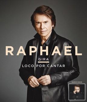 Raphael repetirá actuación en Gijón