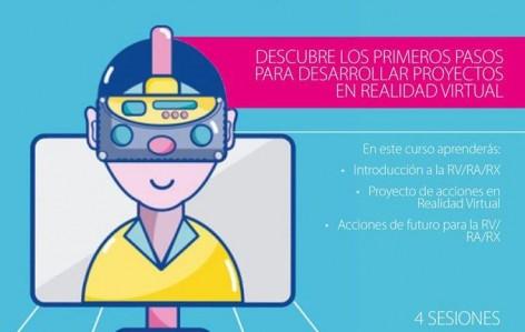 Llanes, inscripciones curso de Iniciación a la Realidad Virtual