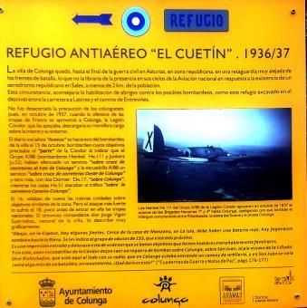 EL GUERNICA, EL BOMBARDEO DE COLUNGA Y EL CARRU DE LA BASURA DEL BOLERO...