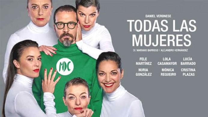 Fele Martínez y Mónica Regueiro continúan la gira nacional de
