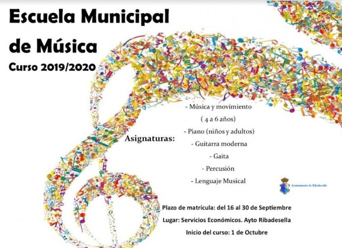 Escuela de Música de Ribadesella